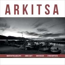 Martin Philadelphy: Arkitsa, CD