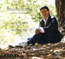 Benjamin Britten (1913-1976): Folk Song Arrangements, SACD