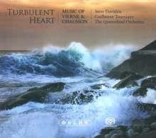 Ernest Chausson (1855-1899): Poeme de l'amour et de la mer op.19, Super Audio CD