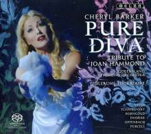 Cheryl Barker - Pure Diva (Tribute to Joan Hammond), Super Audio CD