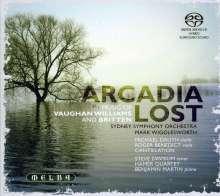 Sydney SO - Arcadia Lost, Super Audio CD