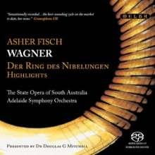 Richard Wagner (1813-1883): Der Ring des Nibelungen (Ausz.), 2 Super Audio CDs