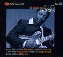 Blues Legends, 3 CDs