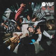 Hillsong Young & Free: All Of My Best Friends, CD