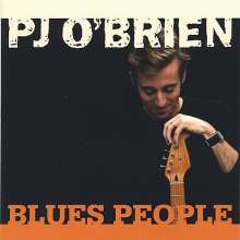 Pj O'brien: Blues People, CD