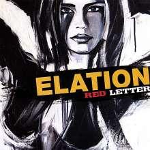 Elation: Red Letter [australian, CD