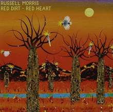 Russell Morris: Red Dirt Red Heart, CD