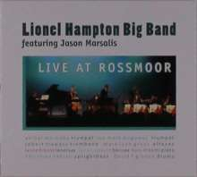 Lionel Hampton (1908-2002): Live At Rossmoor 2017, CD