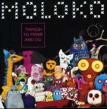 Moloko: Things To Make & Do, CD