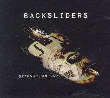 Backsliders: Starvation Box, CD