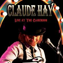 Claude Hay: Live At The.. -Dvd+Cd-, 2 DVDs