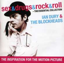 Ian Dury & The Blockheads: Sex & Drugs & Rock & Roll: The Essential Collection, CD
