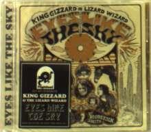 King Gizzard & The Lizard Wizard: Eyes Like The.. -Reissue-, CD
