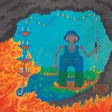 King Gizzard & The Lizard Wizard: Fishing For Fishies (Swamp Green Vinyl), LP