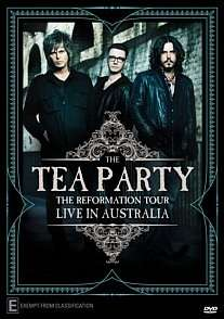 The Tea Party: The Reformation Tour: Live from Australia 2012, DVD