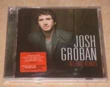 Josh Groban: All That Echoes (Deluxe-Edition), CD