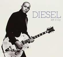 Diesel: Let It Fly, CD
