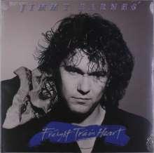 Jimmy Barnes (Australien): Freight Train Heart (Clear Vinyl), LP