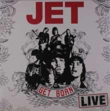 Jet: Get Born: Live At The Forum (180g), LP