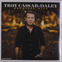 Troy Cassar-Daley: Greatest Hits (remastered) (Deluxe-Edition), 2 LPs