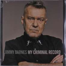 Jimmy Barnes (Australien): My Criminal Record, 2 LPs