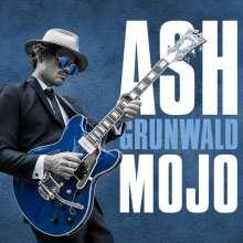 Ash Grunwald: Mojo (Limited Edition) (Blue Vinyl), LP