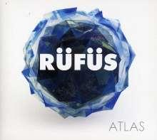 Rüfüs (Rüfüs Du Sol): Atlas (11 Tracks) (Digipack), CD