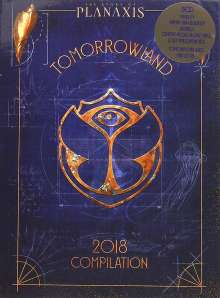 Tomorrowland 2018: The Story Of Planaxis, 3 CDs