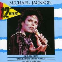 Michael Jackson: 12 Inch Mixes (EP), CD