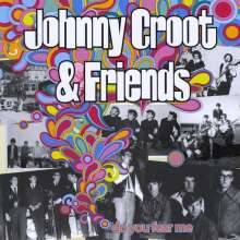 Johnny Croot & Friends: Do You Fear Me, CD