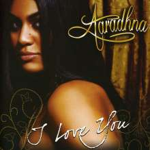 Aaradhna: I Love You, CD
