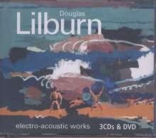 Douglas Lilburn (1915-2001): Elektro-akustische Werke, 3 CDs und 1 DVD