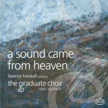 The Graduate Choir - A Sound Came From Heaven, CD