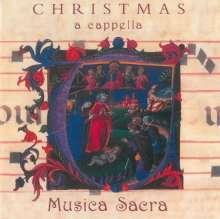 Musica Sacra - Christmas a cappella, CD