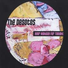 Desotos: Your Highway For Tonight, CD