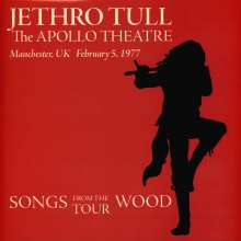 Jethro Tull: The Apollo Theatre - Manchester, UK February 5, 1977 (remastered), 2 LPs
