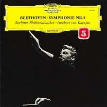 Ludwig van Beethoven (1770-1827): Symphonie Nr.5 (180g), LP
