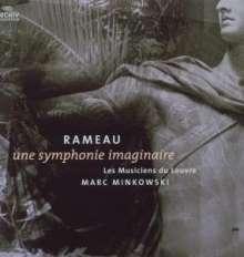 Jean Philippe Rameau (1683-1764): Une Symphonie imaginaire (180g), LP