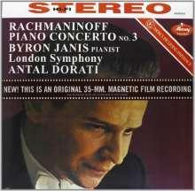 Sergej Rachmaninoff (1873-1943): Klavierkonzert Nr.3 (180g), LP