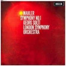 Gustav Mahler (1860-1911): Symphonie Nr.1 (180g), LP