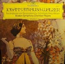 Johann Strauss II (1825-1899): Walzer-Transkriptionen (180g), LP