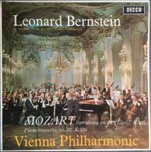 "Wolfgang Amadeus Mozart (1756-1791): Symphonie Nr.36 ""Linzer"" (180g), LP"