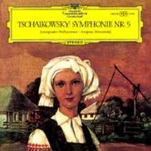 Peter Iljitsch Tschaikowsky (1840-1893): Symphonie Nr.5 (180g), LP