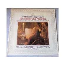 """Carl Philipp Emanuel Bach (1714-1788): Symphonien Wq.182 Nr.1-6 """"Hamburger"""" (180g), LP"""