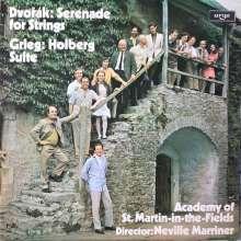 Antonin Dvorak (1841-1904): Serenade für Streicher op.22 (180g), LP