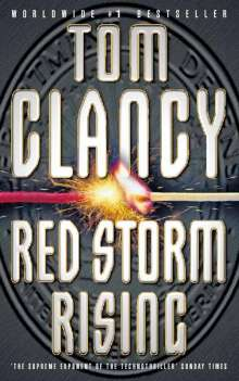 Tom Clancy: Red Storm Rising, Buch