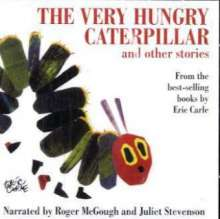 Eric Carle: The Very Hungry Caterpillar and Other Stories. CD, CD