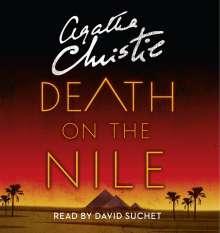 Agatha Christie: Death on the Nile. 7 CDs, CD