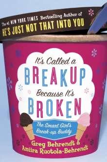 Greg Behrendt: It's Called a Break-up Because It's Broken, Buch