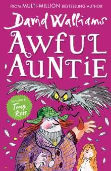 David Walliams: Awful Auntie, Buch